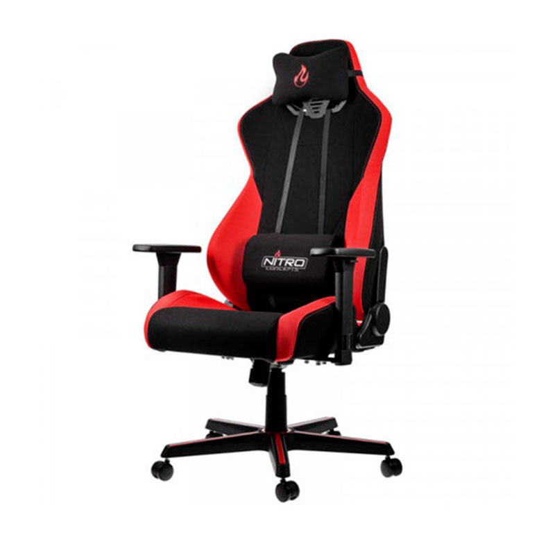 Silla-Gaming-NITRO-S300-RED1